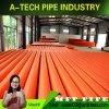 Tubo de PVC conductos eléctricos para conducto de protección del cable