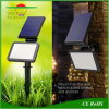 Led de 48 focos de césped de la luz solar sensor LED Lámpara de Jardín Powered
