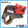 육각형 카세트 알루미늄 TI 합금을%s 가진 유압 토크 렌치
