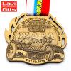 Het in het groot Goedkope Lint van de Medaille van de Legering van het Zink van de Douane Gietende drapeert