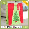 Бумажный мешок, мешок рождественской елки бумажный, мешок подарка бумажный