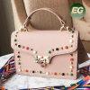 工場価格Sy8639の新しいSude Bag Woman Candyデザイン女性ハンドバッグの女の子のショッピングハンド・バッグ