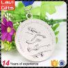 Изготовленный на заказ Epoxy медаль Suvenir конкуренции спорта для заплывания