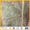 싱크대, 도와를 위한 자연적인 열대 열대 다우림 녹색 돌 대리석 석판