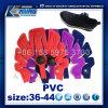 Cómodo el PVC blando de la inflación de aire Accesorios superior