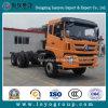 Carro 6X4 del alimentador del remolque de la pista del alimentador de los policías motorizados de Sinotruk Cdw 10
