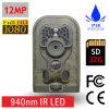 卸し売り12MP良質の解像度の防水デジタルハンチング道のカメラ
