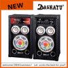 2.0 Karaoke Bluetooth Lautsprecher des DJ-Systems-PA (XD6-6016)
