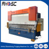 Hydraulische CNC-Presse-Bremsen-verbiegende Maschine mit Delem Da66t Controller (125T 2500mm)