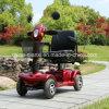 Vier Rad-elektrischer Mobilitäts-Roller für Ältestes