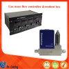 Sete controlador do fluxo em massa do gás da estrela D07 & caixa do Readout D08/medidor do controle fluxo em massa & caixa de indicador /Totalizer para o sistema de PVD