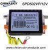 Protetor de impulso dos dispositivos de proteção do relâmpago do CCTV 12V (SPD502VP/12V)