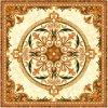 花模様のカーペットのタイルの磨かれた水晶陶磁器の床タイル1200X1200mm (BMP06)