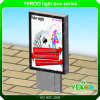 Publicidade Verso Mupi Caixa de Luz