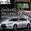 Interfaccia del sistema di percorso di GPS del Android 6.0 video per Lexus 2011-2017 es ecc