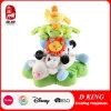 Brinquedos enchidos de Eductional luxuoso barato redondo para miúdos