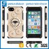 iPhone 6sのための装甲Kickstandのケースが付いている車輪の保護カバーと