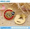 Cadeau fait sur commande de promotion d'insigne d'emblème d'usager de Pin en métal