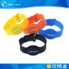Bracelet en silicone étanche RFID Tag et bracelet RFID Tag