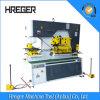 Q35y combinado hidráulico máquina de corte de flexão de cisalhamento de perfuração