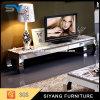 ヨーロッパデザイン居間の簡単なTVの立場のキャビネット
