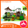 Strumentazione esterna del campo da giuoco dei bambini del giocattolo della giungla del gioco di divertimento