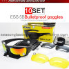 Ess Rollbar Polarized Tactical Óculos de sol UV Protective Military Glasses 4 Lens 2 cores Tr90 Army Google Bullet-Proof Eyewear