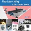 Cortador del laser de la fibra de Promotion/1500W del grupo de Han
