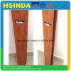 Transferencia de Calor resistente al agua perfil de aluminio acabado en madera, revestimiento de polvo de poliéster