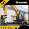 Excavatrices de petite taille Sy75 pour vendre le poids 7500kg d'opération