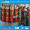 Animal de estimação, máquina de enchimento de alumínio da lata de Soda&Beer e máquina da selagem