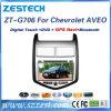 De Audio van de Auto van Zestech met GPS Navigator voor Chevrolet Aveo (zt-G716)