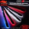 Auto peitoril da porta do diodo emissor de luz para Audi (pedal dinâmico do convidado da flâmula)