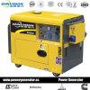 8kw/8kVA Genset diesel portatile, gruppo elettrogeno diesel con Ce/ISO/Soncap/SGS