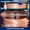 Collegare di alluminio placcato del rame elettrico del collegare