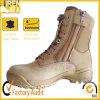 Laarzen van de Woestijn van de Norm van ISO van het Leer van de goede Kwaliteit de Echte Tactische Militaire