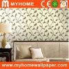 Hojas de papel pintado, papel de pared hermoso diseño