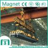 2016년 Shengqi 제조자 5-50 톤 드는 자석 천장 기중기