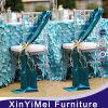 Het goedkope Kussen van de Stoel van Chiavari van de Hars van het Huwelijk van Tiffany van de Prijs Acryl Transparante Duidelijke