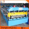Farbige Stahlplatten-Rolle, die Maschine bildet