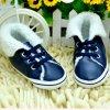 Form Junge bereift Winten warme Schuh-Babyschuhe (KX715 (17)