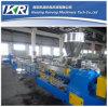Recicl a linha gêmea plástica da máquina da extrusora de parafuso para a composição de TPR