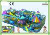 (Caraterizado!) Campo de jogos macio interno do jogo das grandes crianças coloridas de Kaiqi (KQ-TQB 115A)
