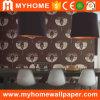 La decoración del hogar Productos Non-Woven Grey Wallpaper 2016 Nuevo