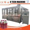 Máquina de rellenar del jugo grande automático de la capacidad de producción