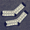 Cotton Happy Socks der Männer mit Pin Pattern (MA032)