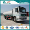 Caminhão do depósito de gasolina de Sinotruk HOWO 6X4 266HP Rhd