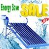 Эвакуированный подогреватель воды пробки солнечный (солнечный коллектор)