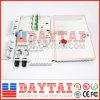 16 Núcleos FTTH Council Caixa de terminais com SC LC Adaptadores (DT-FTB-H16 caixa de terminais FTTH)