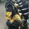 Chaussures de sécurité de cuir de chaussures de travail d'action de prix bas